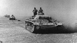 Tanks van het Afrika Korps