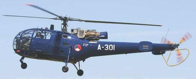 Aerospatiale Alouette III SA-316
