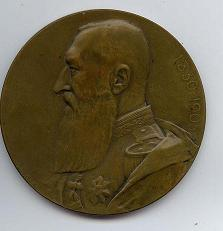Belgische Penning 1830-1905 - Voorkant