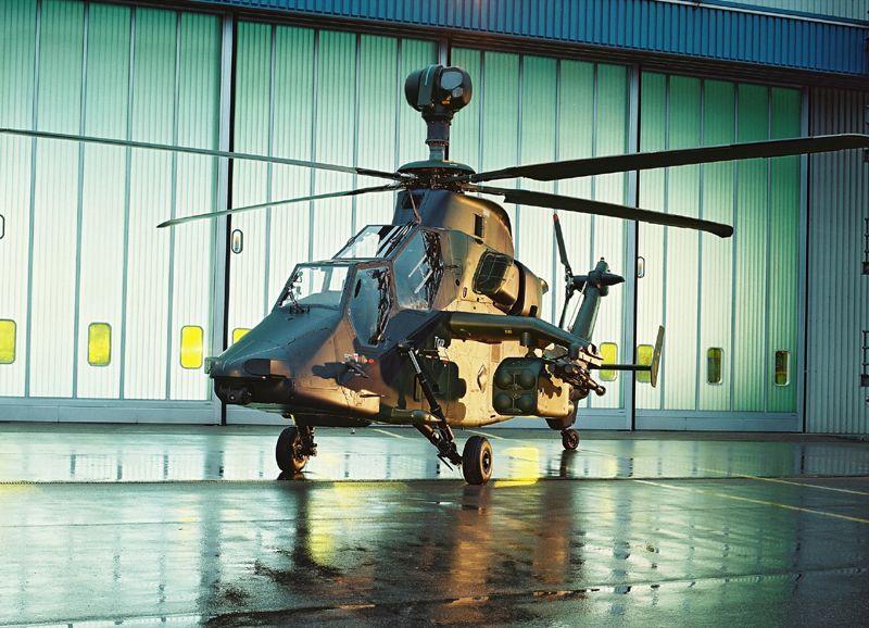 Eurocopter EC 665 Tiger/Tigre
