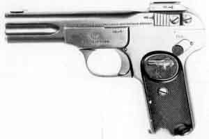 FN Browning M1900