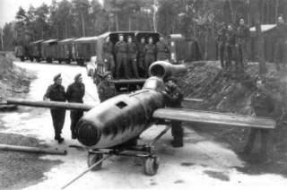Fieseler Fi 103 - V1 Bom