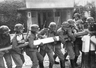 Inval in Polen - 1939