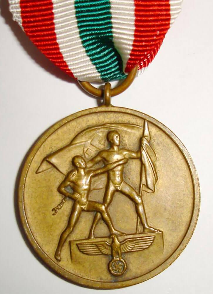 Memelland medaille