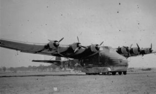 "Een Messerschmitt Me 323 ""Giant"" in Italië 1943"