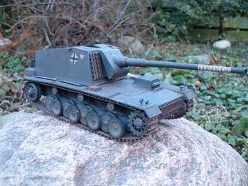 Panzerselbstfahrlafette V tank