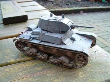 T 26-C tank