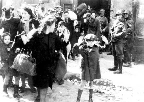 Tsvi C in de tweede wereldoorlog