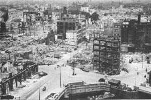 Bombardement op Rotterdam - 1940