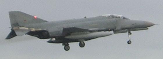 F-4 Phantom vliegtuig