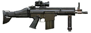 FN SCAR-H (Heavy): Mark 17