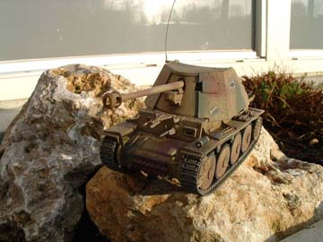 Marder 3 tank