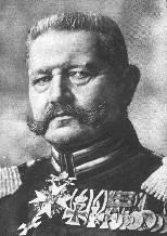 Paul von Hindenburg und von Beneckendorff
