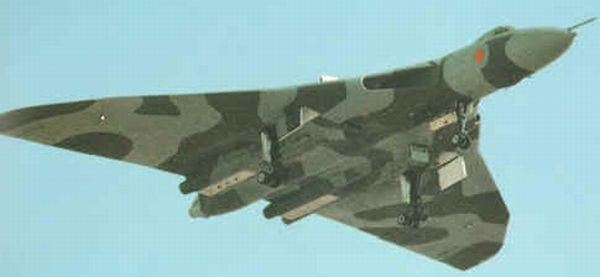 Vulcan Bommenwerper